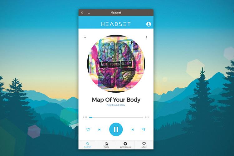 Headset превращает YouTube в десктопный музыкальный проигрыватель