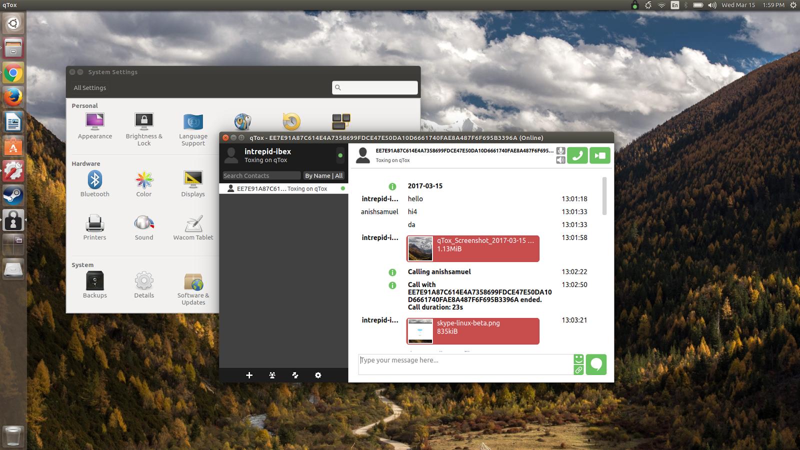 Qtox: полностью защищенная замена Skype под Linux с открытым кодом