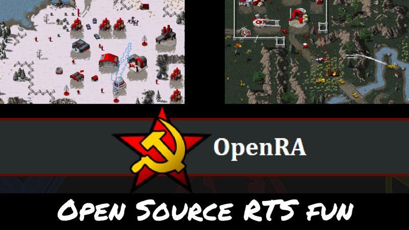 OpenRA: переход игр серии Command and Conquer на открытый исходный код