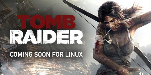 Tomb Raider доступен на Linux, не чудо ли?
