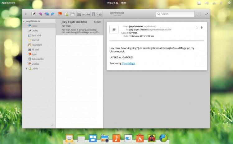 Бета 2 релиз Elementary OS 'Freya'
