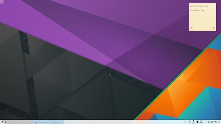 Как установить последнюю версию оболочки Plasma в Kubuntu 16.04