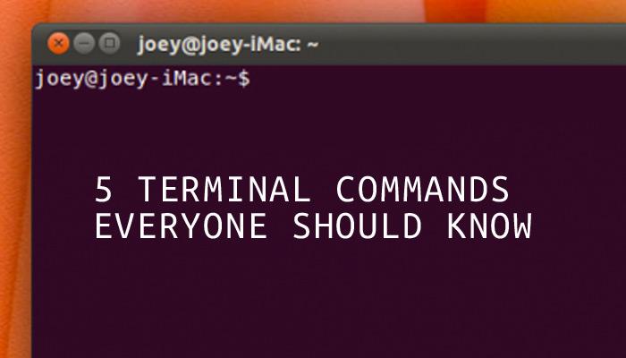 5  команд терминала, которые должен знать каждый пользователь Linux
