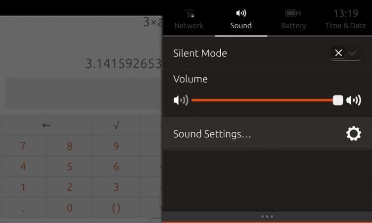 Наконец оболочка Unity 8 будет адаптирована под вращение телефонов Ubuntu