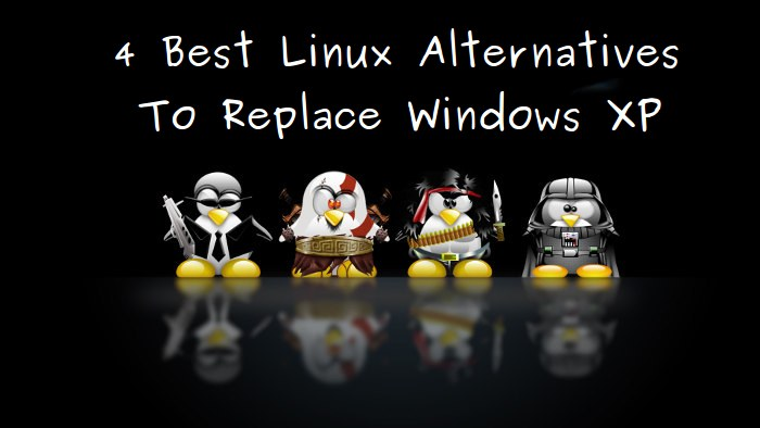 4 лучших ОС Linux, способных заменить Windows XP