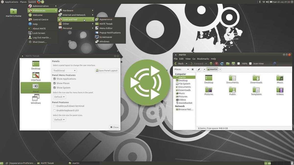 Ubuntu-MATE-17.10