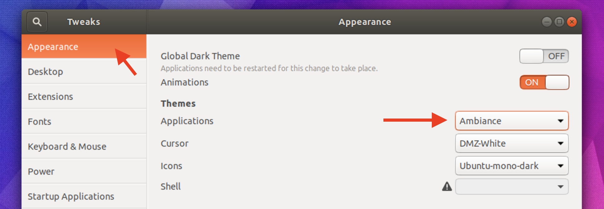 change-theme-on-ubuntu-using-gnome-tweak