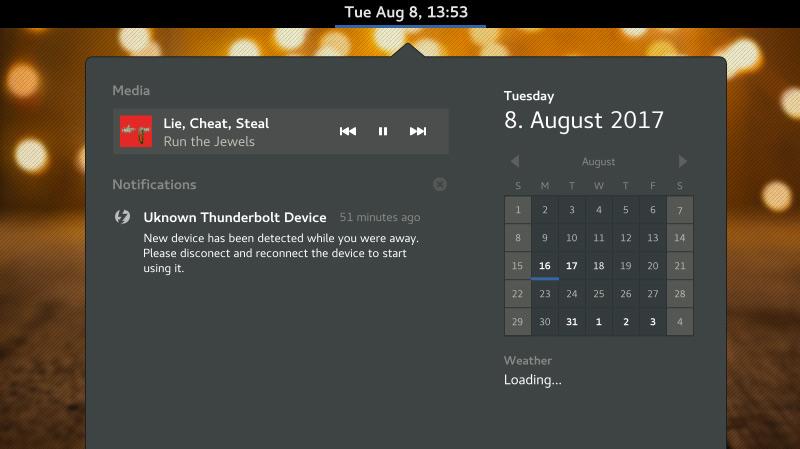 thunderbolt-linux