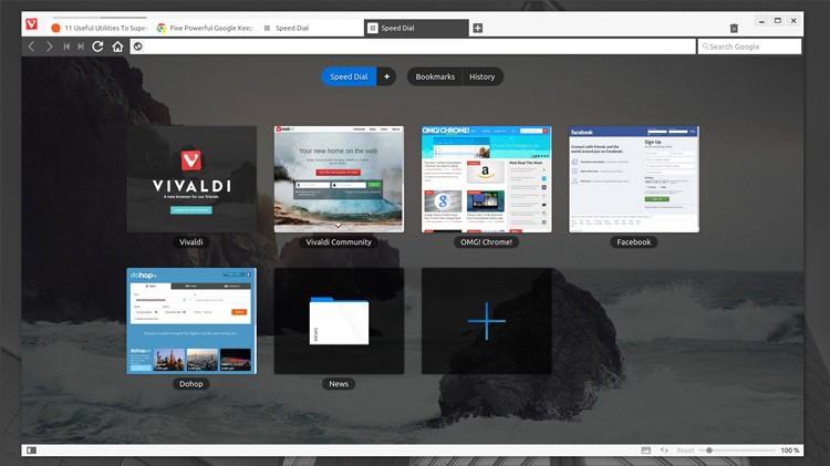 Встречайте Vivaldi — Новый браузер для продвинутых пользователей