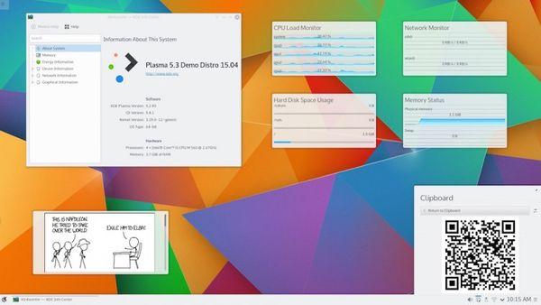 Релиз KDE Plasma 5.3, Как обновиться в Kubuntu 15.04