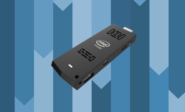 Мини-Ubuntu-компьютер 'Compute Stick'  от Intel за 89$